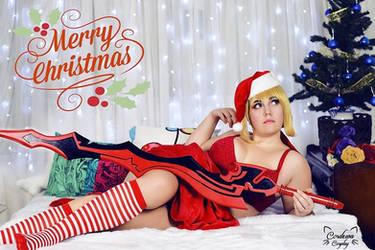 Saber Nero ~ Merry Christmas