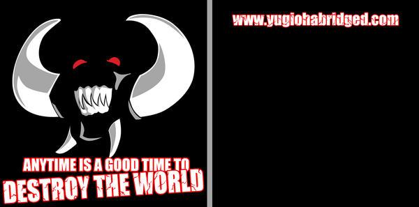 YuGiOh Abridged T-shirt Design by CelesJessa on DeviantArt