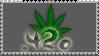 42o Stamp by Tw1stedMetalPirate