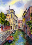Venice canal (Updated)