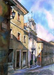 San Marino, Contrada Omerelli