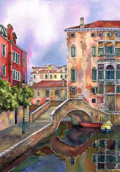Venice. After rain (final version)