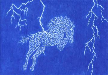 Ride the lightning by Zdenulka