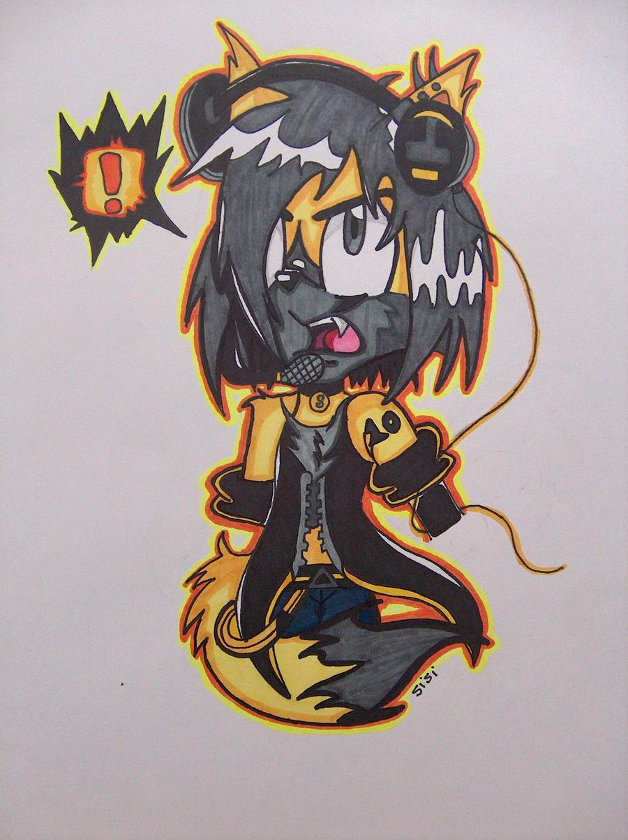 ::Gift:: Sokix by sisiohio