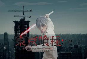 Tokyo Ghoul re by abutashin