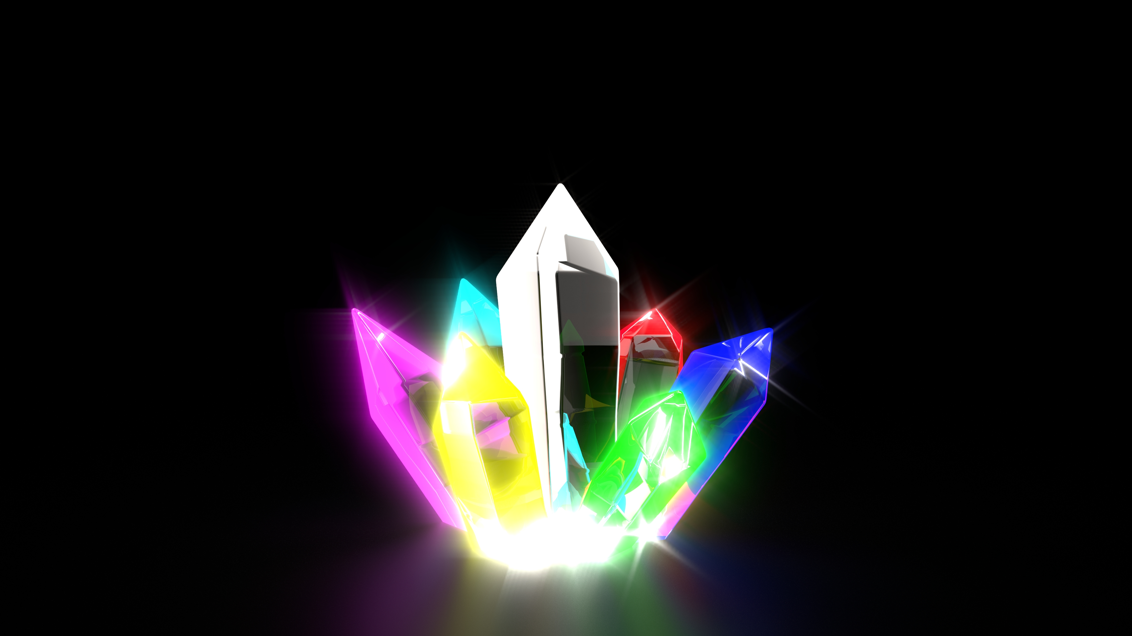 Crystal2 by abutashin