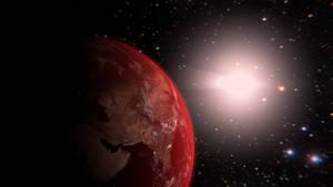 Red Planet 4k by abutashin