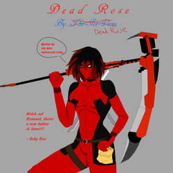 Dead Rose (Coming Soon) by The-Ice-Virus