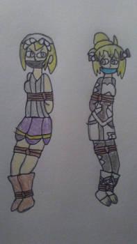 Kana and Morgan: DID 2
