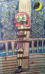 Kairi: Pirated away! by SkySamurai83