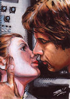 Han and Leia PSC by Ethrendil