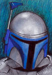 Jango Sketch Card