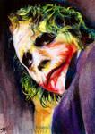 Joker sketch card 12