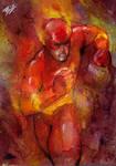 The Flash Sketch Card