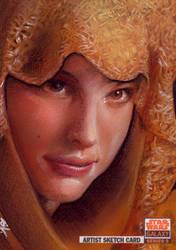 Padme Amidala Galaxy 5 return by Ethrendil