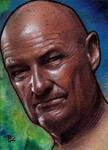 John Locke Sketch Card