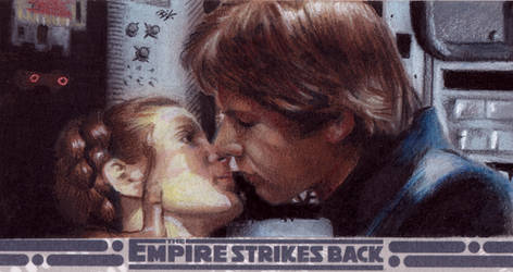 Han and Leia ESB return