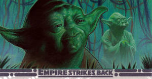 Yoda ESB return by Ethrendil