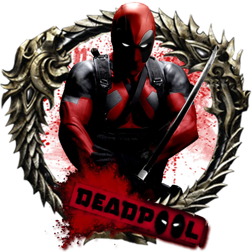 Android Folder Icon Png Deadpool (V3) icon by ...
