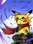 Art request: Pikachu