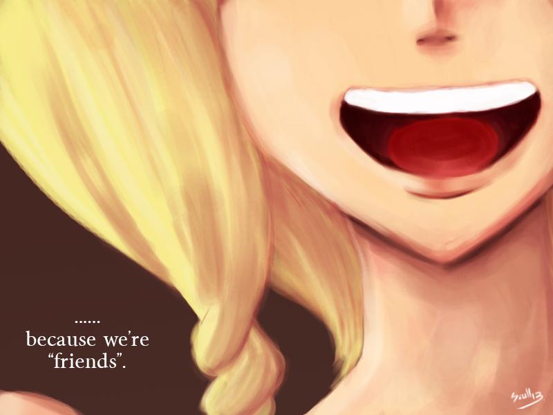 Friends by MARKCW