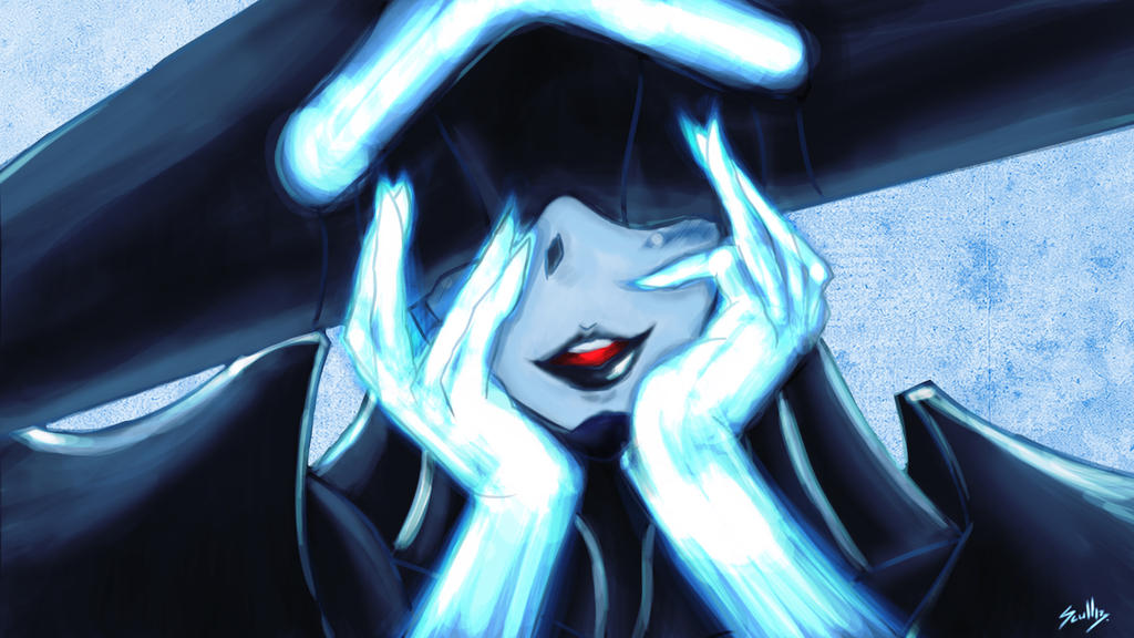 Yandere Lissandra by MARKCW on DeviantArt