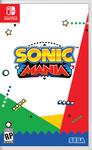Sonic Mania Nintendo Switch Boxart