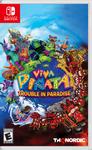 Viva Pinata: Trouble in Paradise Switch Boxart