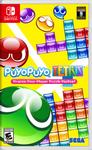 Puyo Puyo Tetris Nintendo Switch Boxart
