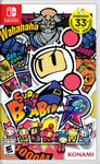 Super Bomberman R Nintendo Switch Boxart