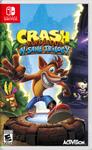 Crash Bandicoot N-Sane Trilogy Nintendo Switch Box