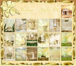 Backgrounds  Yellow Gold  01