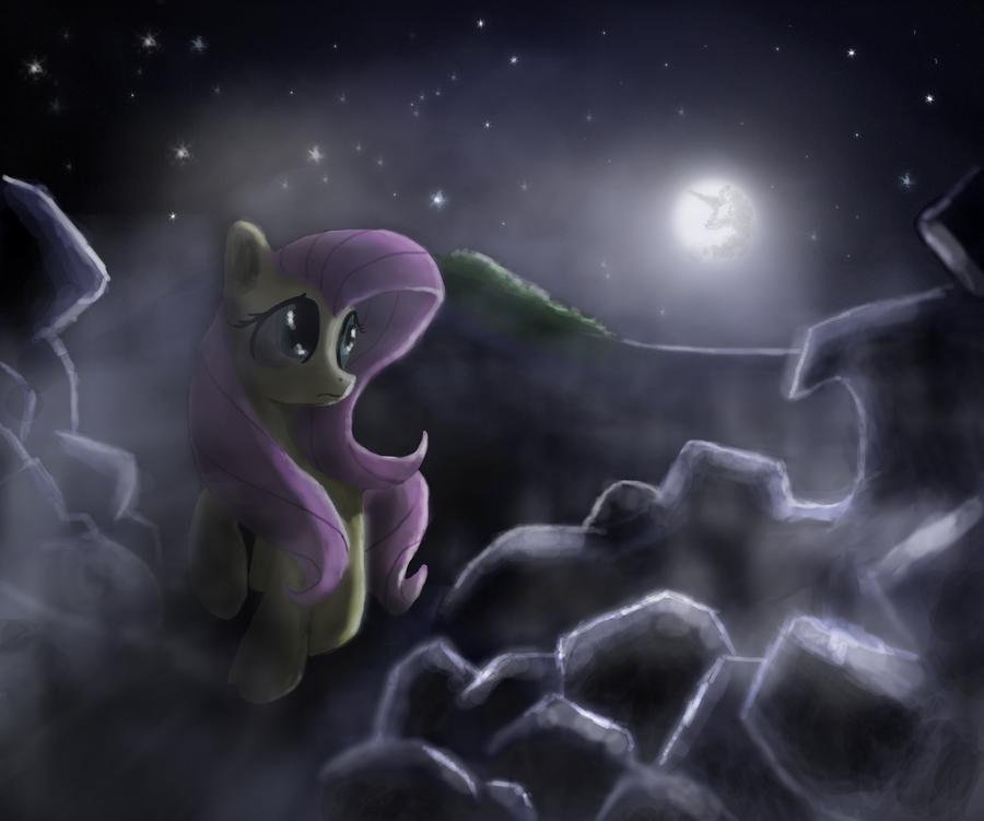 Midnight Mare by Phendyl