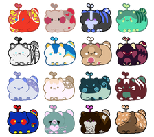 {Closed} Cat bean