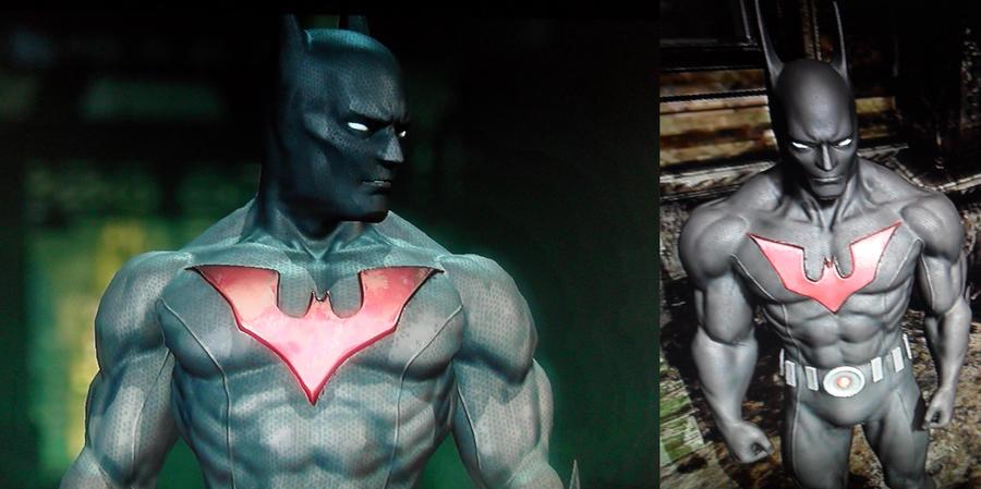 Batman Beyond by JWBeyond