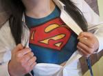 Speed Paint: SuperGirl. FAIL