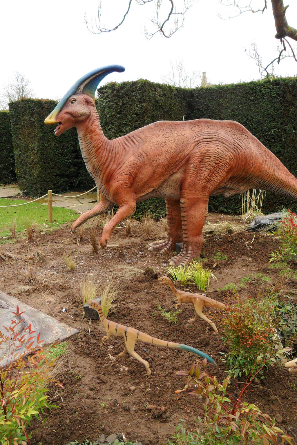 Dino Zoo Parasaurolophus