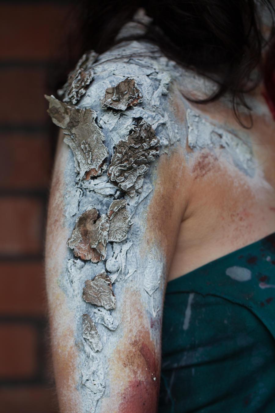 Shoulder Close-up by JWBeyond