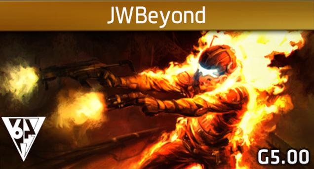Titanfall 2 Half-way by JWBeyond
