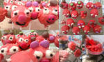 Comic Relief CakePops by JWBeyond