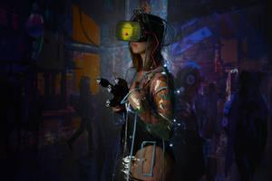 Sci-fi Mash-up Virtual
