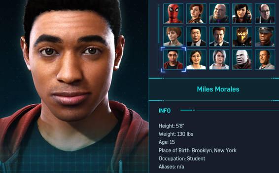 PS4 Miles Morales