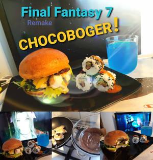 FF7 Chocoboger!