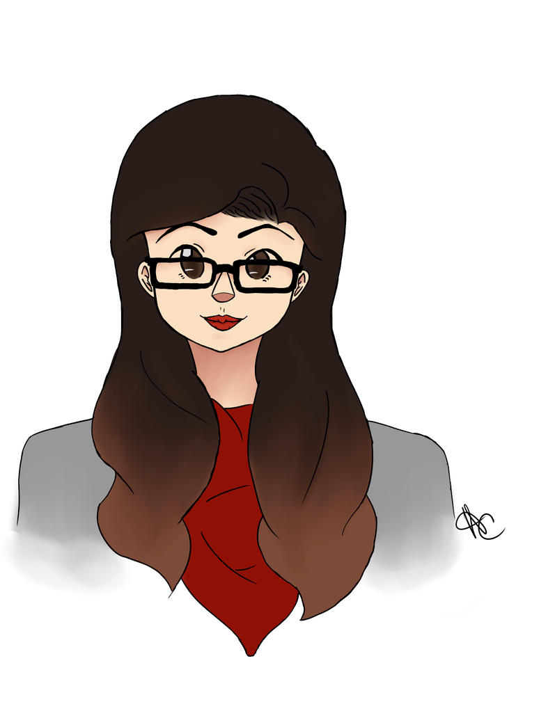 Tina Dayton by FullMetalWinry101