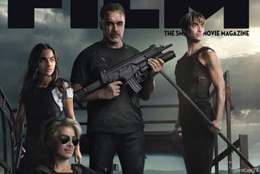 Terminator: Dark Beans.