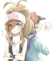 pokemon bw trainer by konomiya3gou