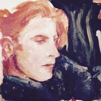 Bowie by JessicaKa