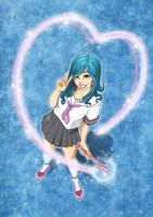 Magical Girl by KitsuneKrys