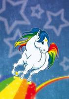 Rainbow brite by KitsuneKrys