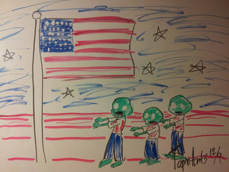 Gotta Love America by TapinAnts